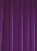 Purple Chiffon Fabric