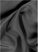 Charcoal China Silk Lining Fabric
