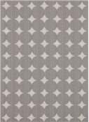 Ikat Dot Pewter