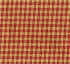 Linley Gingham 137 Antique Red