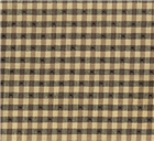 Linley Gingham 693 Black Tan