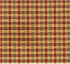 Linley Gingham 632 English Red