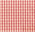 Linley Gingham 73 Rose Red
