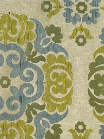 Marrakesh Jasper Decorator Fabric Rooms