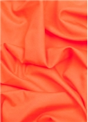 Neon Red China Silk Lining Fabric
