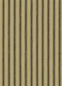 New Woven Ticking 196 Linen/Black