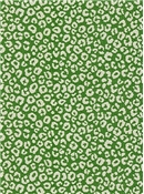 Ocelot Dot Picnic Green - Kate Spade Fabric