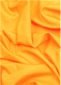 Orange China Silk Lining Fabric