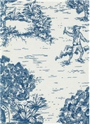 NY Toile Nautical