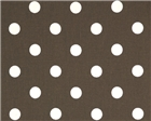 Polka Dot Chocolate/Natural