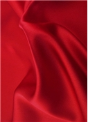 Valentine Red Duchess Satin Fabric
