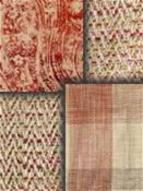 Richloom Red Fabrics