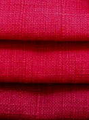 Red Linen Fabric