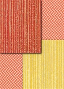 Red Solid Texture Outdoor Fabric