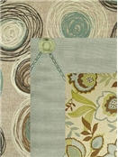 Richloom Seafoam Fabric