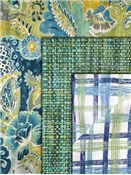 Richloom Emerald Fabric