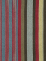 PARADOR STRIPE RED TURQUOISE