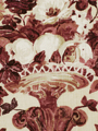MADRIGAL DAMASK FLAMBEAU