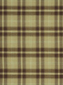 CARVERS PLAID CHOCOLATE