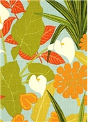 Botanical Tropic Fabric