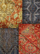 Rug & Carpet Tapestry Fabric