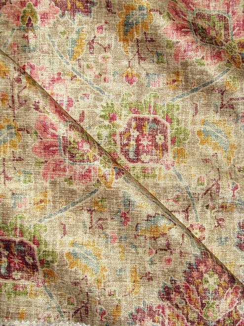 Sariz Sugarcane Drapery Fabric