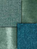 Spa Blue Chenille Upholstery Fabric