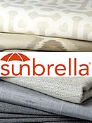 Sunbrella Indoor Outdoor Performance Fabric