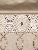 Tan Richloom Fabric