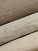 Taupe Linen Fabric