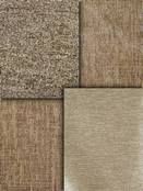 Taupe Chenille Upholstery Fabric