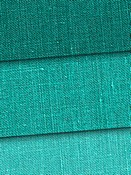 Turquoise Linen Fabric