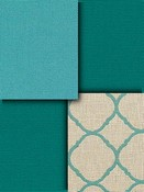 Teal Sunbrella Fabric