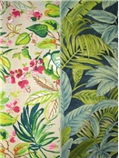 Tropical Fabric - Tropical Floral Fabric