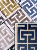 Sewing Trim 100 mm Elegant Greek Key Border Curtain trims drapery trim Athena Chinoiserie ribbon Gimp Drapery Home Decor 176 V11