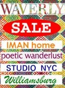Waverly Fabric Brands Sale