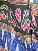 What is ikat fabric