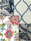 Colonial Williamsburg Fabric Collection