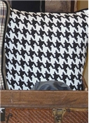 Cotton Houndstooth Fabric