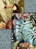 Exotic Island - Tropical Fabric