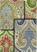 Latika Fabric