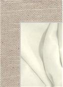 White Linen - Natural Linen Fabric