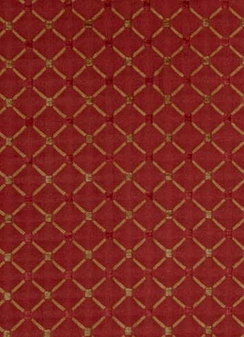 Jaclyn Smith Fabric 02104 Cardinal