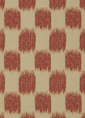 Jaclyn Smith Fabric 02604 Scarlet