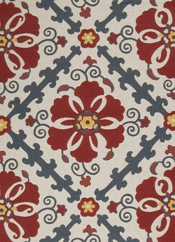 Jaclyn Smith Fabric 02605 Punch