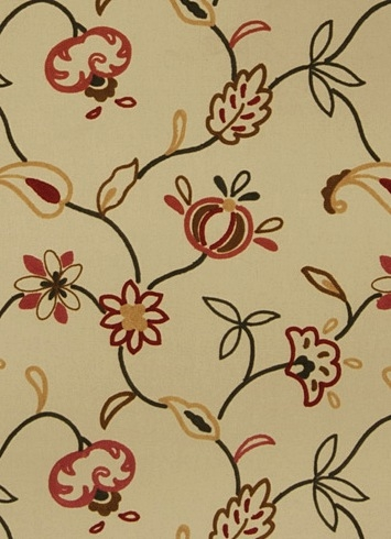 Jaclyn Smith Fabric 2609 Punch