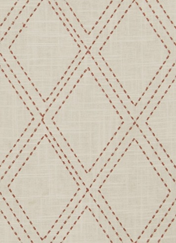 Jaclyn Smith Fabric 02615 Scarlet