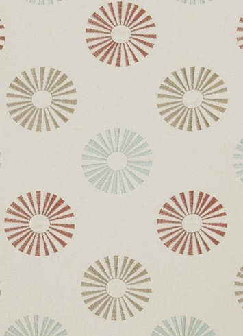 Jaclyn Smith Fabric 02619 Punch
