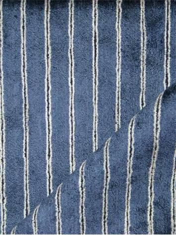 Bonheur Navy Duralee Fabric