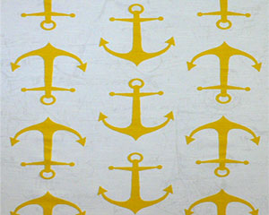 Anchors Corn Yellow/Slub